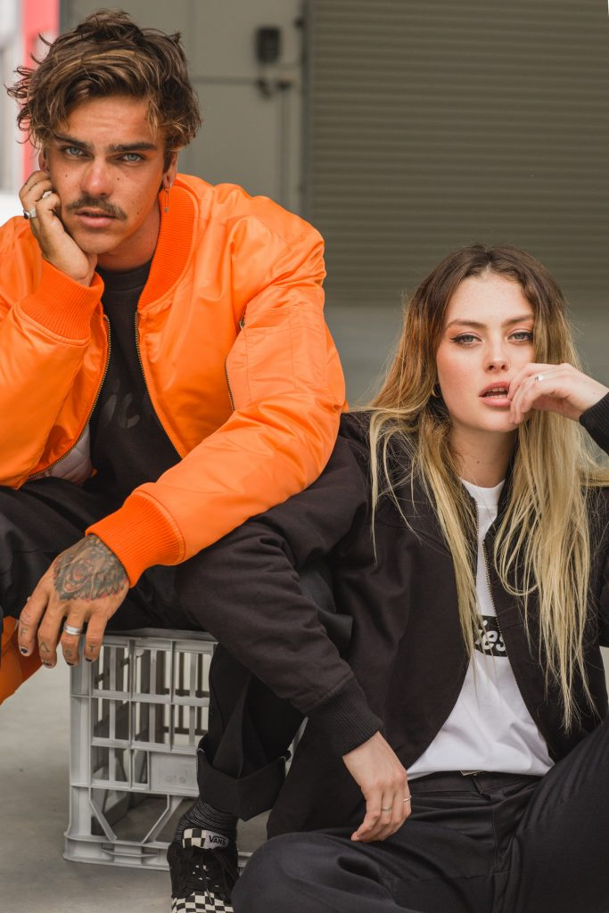 Dickies Winter 2019 campaign